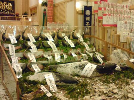 2011年 柳原戎さまの本殿
